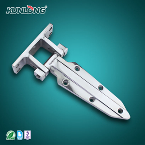 SK2-1470 KUNLONG Zinc Alloy Hardware Door Hinge For Cold Room Freezer