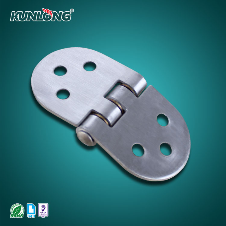 SK2-041 KUNLONG Marine Hardware Accessories Stainless Steel Butt Hinge