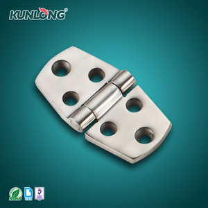 SK2-8059 KUNLONG Heavy Duty Flush Door Hinges Made in China