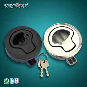 SK1-070 KUNLONG High Quality Marine Concealed Door Cam Latch