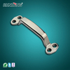 SK4-050 KUNLONG Stainless Steel Kitchen Cabinet Integrated Handles