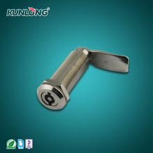 SK1-063D-1-62 KUNLONG High Quality Outdoor Cabinets Tubular Cam Lock