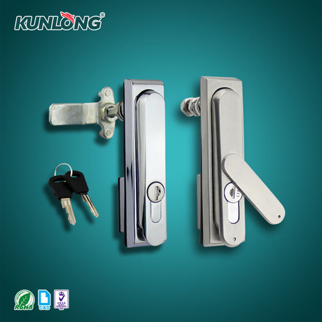 SK1-007 KUNLONG Steel Multi-point Panel Door Lock
