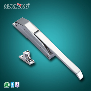 SK1-3-0680 KUNLONG Steel Refrigerator Handle Lock